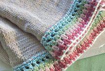 あみもの / knitting