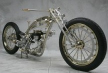 Choppers / Choppers I like, including some of my own - Dynamic Choppers! / by Corina Fehrenz