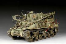 M32 TANK RECOVERY VEHICLE