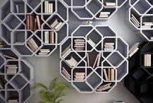 Dreams home , scaffali e librerie