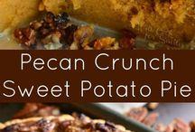 sweet potato receipes