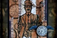card vintage Открытка Винтаж / card vintage scrapbooking