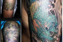 cover up / work in progress