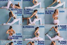 yogi in training