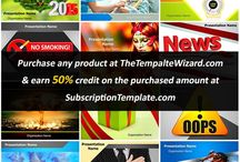 Templates Promotional Offers / Checkout special discount offers on powerpoint template, 3D animated powerpoint template, MS word document template, animated gif clipart and all ppt template and MS word template products of thetemplatewizard.com