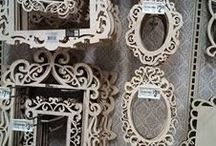 Picture Frame Ideas / by Hollie Welch