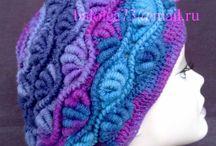 crochet hat / crochet hat