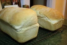 *Breads, Breads & More Breads....(Yeast) / Yeast Breads, Vegetable Breads, Bread Sticks, Rolls, Bagels, Pizza Dough & any other recipes that require yeast... non yeast breads you will find them under Breakfast & Side dishes...  / by ~Diana Foster
