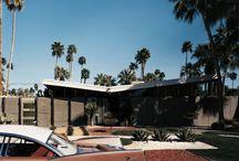 {Mid-century#Palms Spring#Richard Neutral} / Arquitectura América 50's