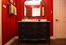 Guest Bathrooms / Here is an nice collection of some of the guest bathrooms we have done in the last 3 years.