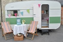 My dream caravan studio!