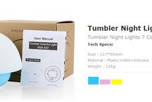 Give Tumbler Lights to your Kids and make them Happy