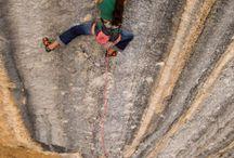 Climbing pics