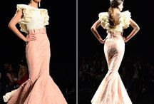 Flamenca: faldas