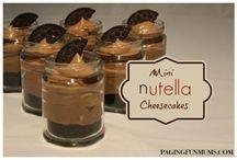 Nutella ideas!
