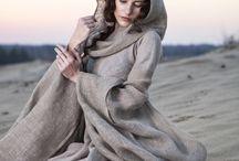 Платье в стиле фэнтези