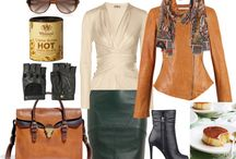 Fall/winter elegant and casual outfits