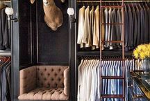 Manly Closets
