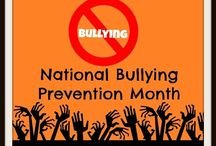 National Bullying Prevention Month / Every October, organizations, students, schools, teachers, parents, and administrators get together to help put an end to bullying.