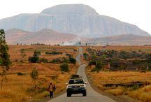 Les routes de Madagascar / Sur les routes de Madagascar avec tsiky-tour