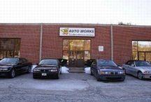 The Shop / 3D Auto Works Inc