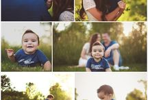 baby family photos / by Leigh Stoudenmire