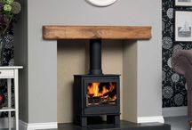stoves and mantels