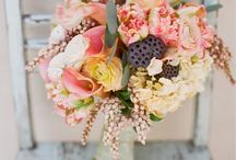 Pink Bouquet / Ideas for Anne Griggs Productions