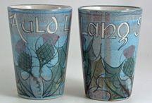 Tain Pottery from Scotland