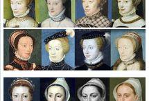 16th century fashions