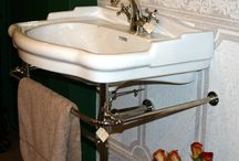 Victorian Bathrooms / Victorian bathrooms for the show loo