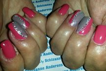 nails by me!!