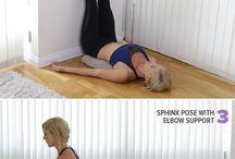 yoga... and yoginess...