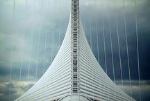 ARCHITECTURE - SANTIAGO CALTRAVA
