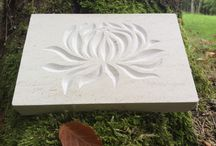 Decorative plaques / For the Home and Garden