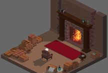 Isometric / Isometric design / gamedev