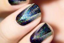 Nail Art & Manicure Inspiration / Beautiful nails, manicures, nail art, nail swatches and acrylics.