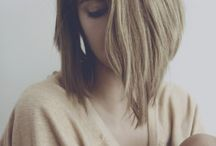 hair inspiration / Looking for the perfect cut
