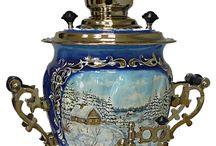 Semovars & Teapots