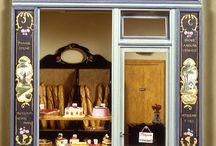 Poppenhuis winkels / Winkels