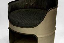 sillones y sillas
