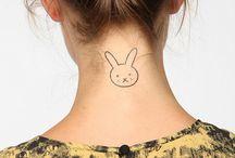 Tat-tat-tattoo a roo's ♥