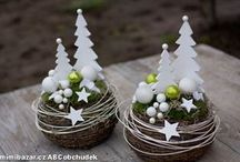Vianoce - dekorácie