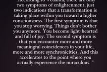 The Path of Intuition and listening to your gut instinct....