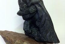 Beeldhouwwerken / kleine beeldhouwwerkjes
