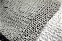 Knitting techniques & tutorials