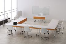 Training Rooms / #training #meeting #furniture #tables #business #learning