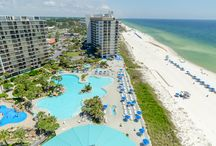 Edgewater Beach Resort Panama City Beach, FL / This is one of our Perfect Places in Paradise.  We manage multiple units in this Condo/Townhome complex.