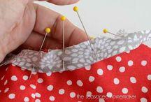 sewing hacks & tips