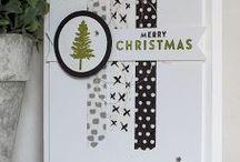 Washi tape Christmas Ideas